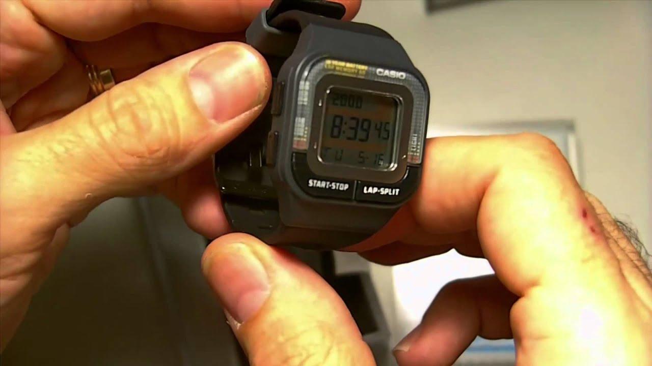 Comparativa colores reloj Casio SDB-100 - YouTube
