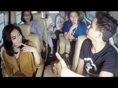 Cover Lagu Truth Or Dare  Carpool Karaoke  Isyana Sarasvati
