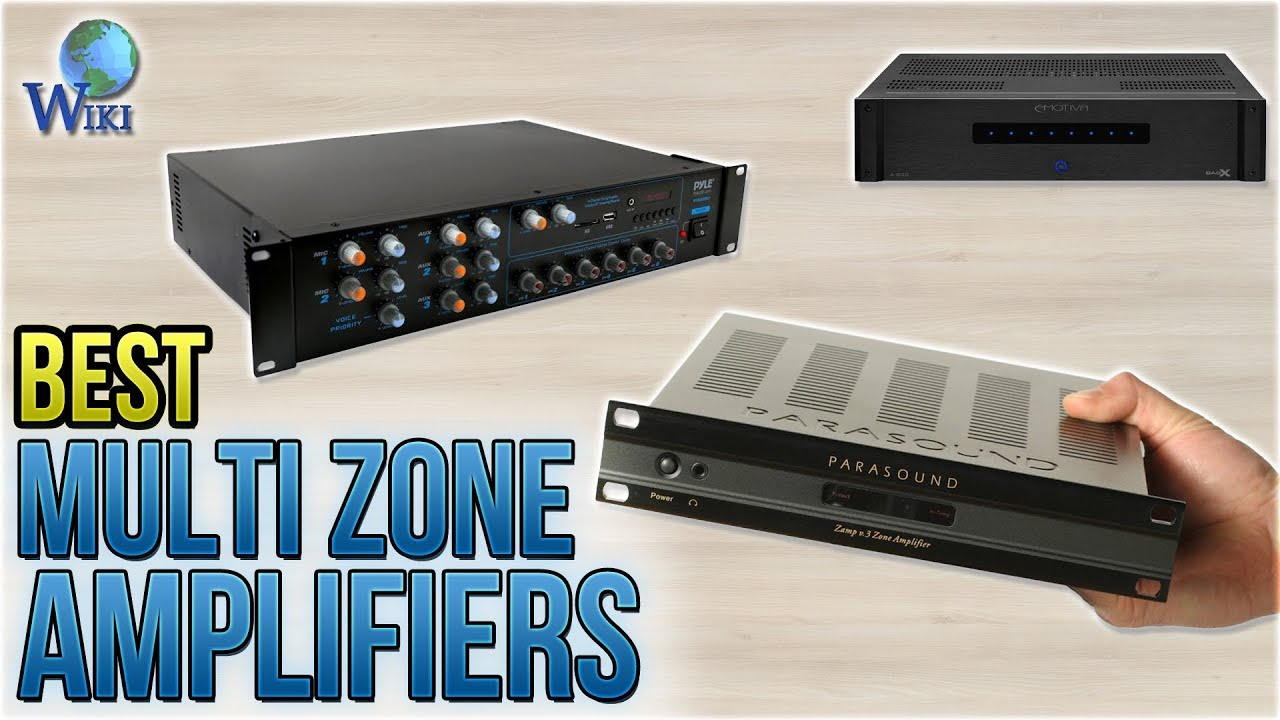 9 Best Multi Zone Amplifiers 2018