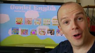 Genki English Awesome Teachers Set Digital Flashcards Songs and Games