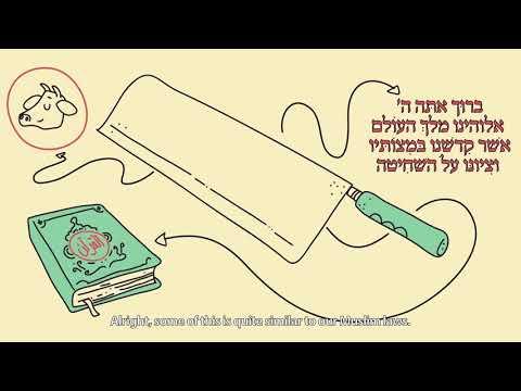 ألأكل الكاشير - Kosher food