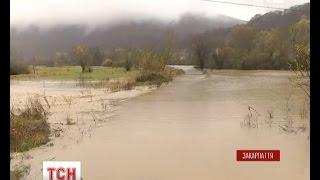 На Закарпатті припинилися зливи, рівень води в річках спадає(UA -На Закарпатті припинилися зливи, рівень води в річках спадає. Про це звітує державна служба з надзвичайни..., 2016-11-08T10:40:19.000Z)