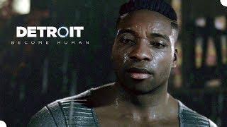 DETROIT BECOME HUMAN #11 - A Fuga! (Gameplay em Português PT BR no PS4 Pro)