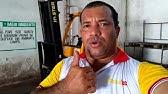 CFOMP Painel da Empilhadeira Hyster 50 - YouTube
