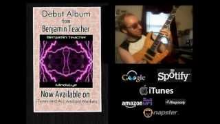 The Final Revolution Guitar Solo - BenjaminTeacherOnline.com
