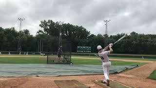 Evan Esch, 2021 LHP/OF, Mounds Park Academy (MN), Baseball Skills Video