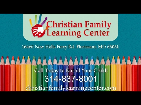 Christian Family Learning Center | Florissant MO Before and After School Childcare