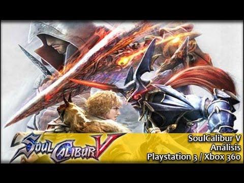 Soulcalibur V [Análisis]