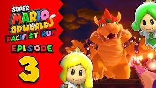 Castle Chasedown ll Super Mario 3D World: Pacifist Run Part 3