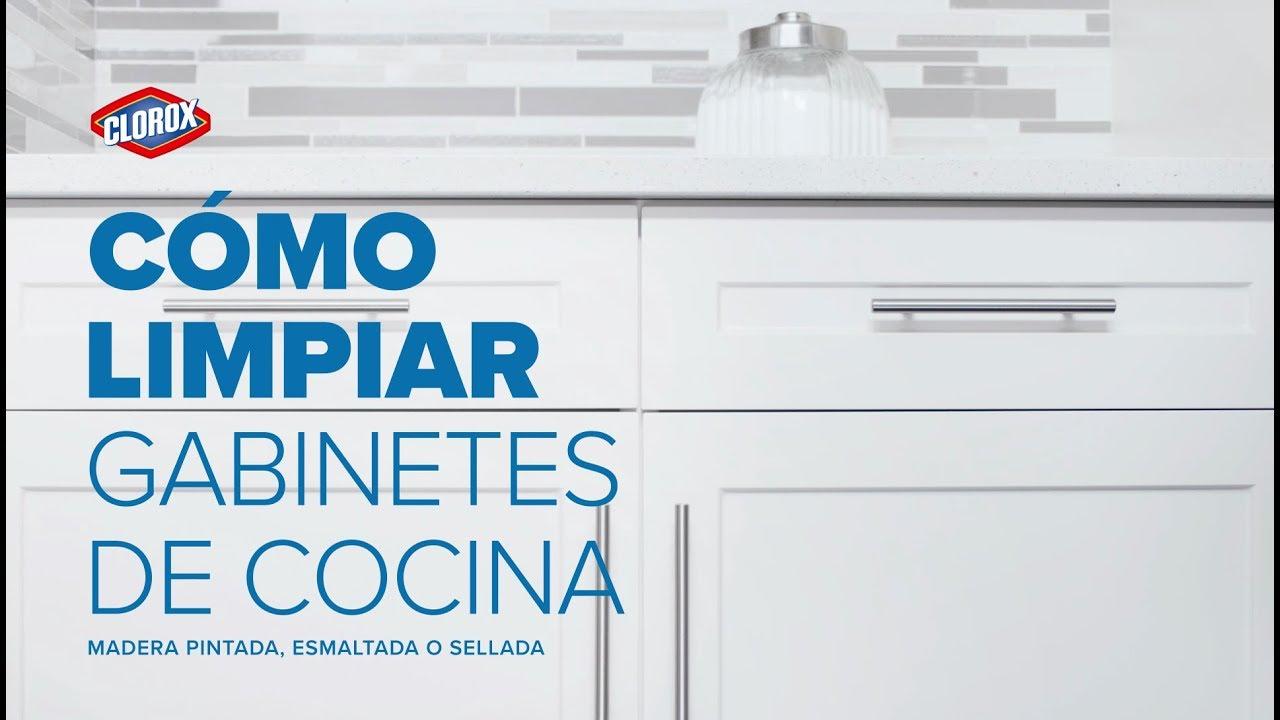 Limpiar Grasa Muebles Madera Cocina Latest Empleadas Domesticas O  # Foda Muebles De Madera