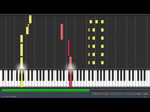 Amy Winehouse - Back to Black (Piano Tutorial)