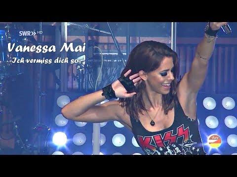 Vanessa Mai - Ich vermiss dich so (LIVE Konzert 2018)