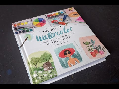 joy-of-watercolor-by-emma-block-(book-flip)