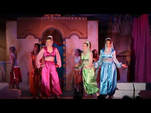 Disney's Aladdin JR (Iago cast)
