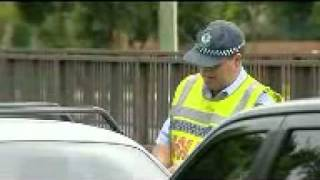 Win News \ Police Association Action In Wollongong