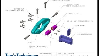 Clamp Knurling Tool, Introduction