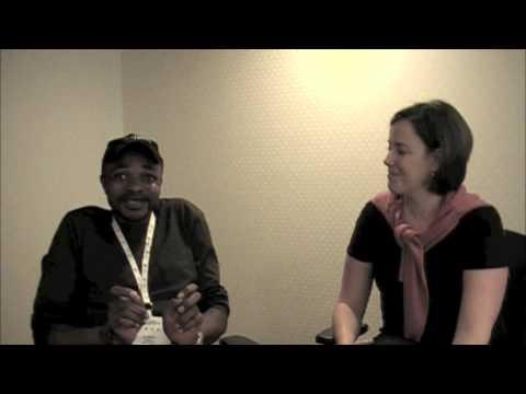 IETF 84 Interview: Albert Kamga of Cameroon