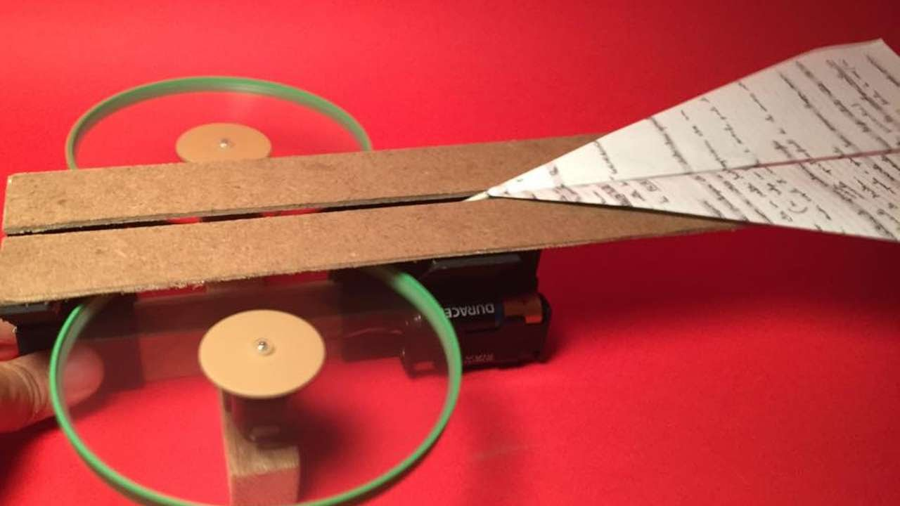 How To Make A Fun Paper Planes Launcher Diy Tutorial