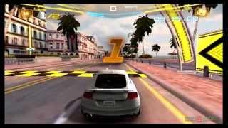 Asphalt 7: Heat HD - Gameplay Android HD (HTC Evo 3D)