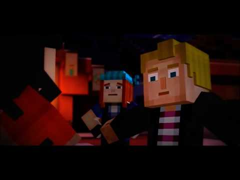 Lukas X Jesse This Town Minecraft Story Mode Youtube