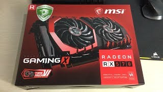 MSI RX 570 Gaming X 4G | The most OVERKILL RX 570