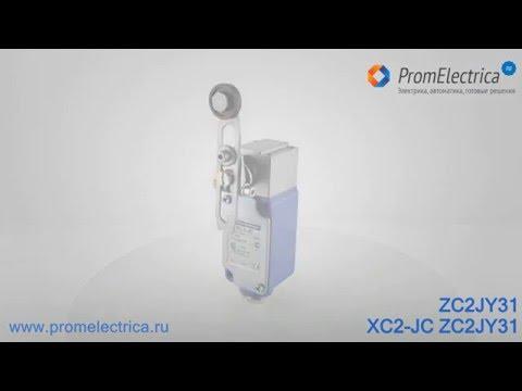 XC2-JC ZC2JY31 Регулируемый ролик @ Концевой выключатель с рычагом XC2JC10131