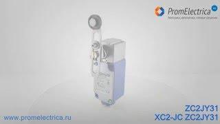 XC2-JC ZC2JY31 Концевой выключатель с рычагом регулируемой длины с термопластиковым роликом в сборе(, 2016-01-28T14:10:53.000Z)