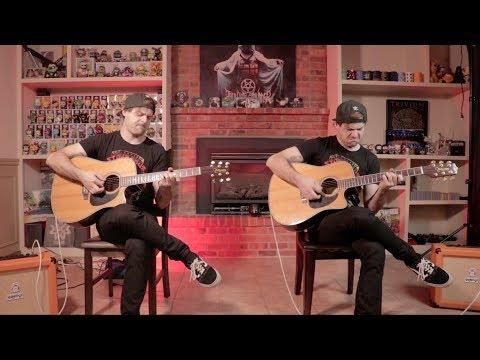 Acoustic Guitar Metal!