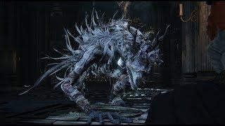 Bloodborne PS4 - босс викарий Амелия. Это было давно. Это было офигенно.