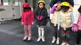 목동 아이스링크 스케이트  어린이반 1주차