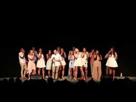 Exes & Ohs (opb. Elle King & The Black Keys) - UCSD Tritones