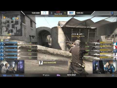 Team Liquid vs LDLC - MLG X Games