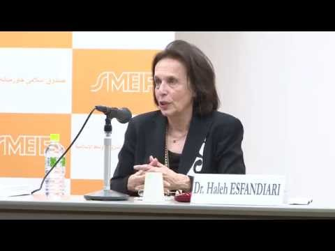 """A Seminar on """"Iran, the United States and Iran's Foreign Policy"""" on June 5, 2014"""
