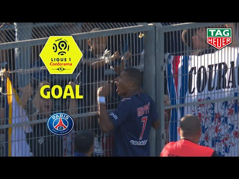 Goal Kylian MBAPPE (77') / Nîmes Olympique - Paris Saint-Germain (2-4) (NIMES-PARIS) / 2018-19