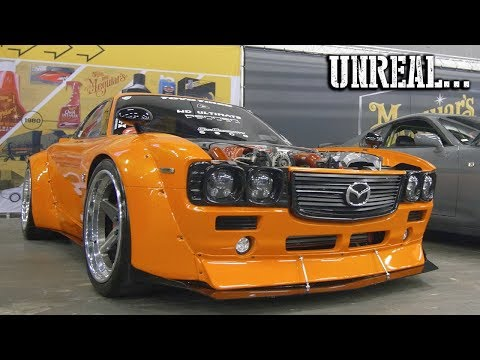 UNREAL Builds of NYC! - New York Car Scene