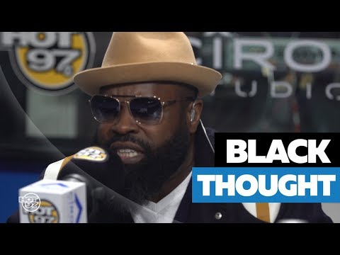 BLACK THOUGHT FREESTYLES ON FL black thought