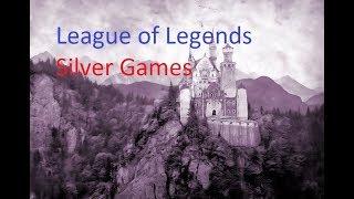 League of Legends Live Stream Silver Games December