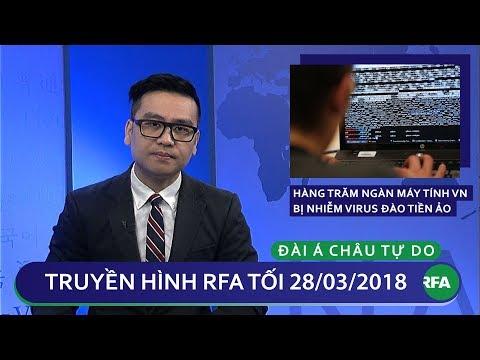 Tin tức thời sự | Hàng trăm ngàn máy tính Việt Nam nhiễm virus đào tiền ảo