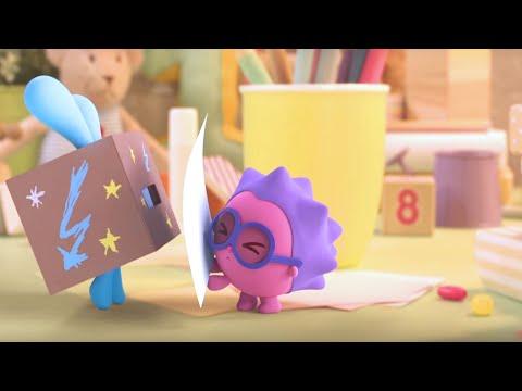 Малышарики - Не скучай! | Сборник мощных серий | Мультфильмы для детей ✈️👾🏰