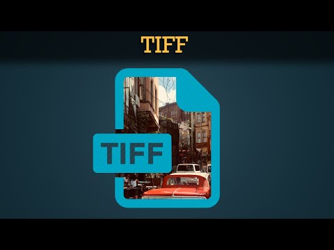 What is a TIFF?