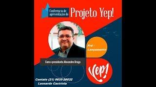 Conversa sobre a YEP - Pré projeto