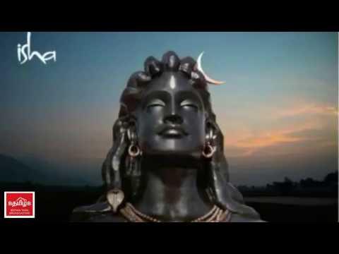 Shiva Biggest statue in Coimbatore by Isha