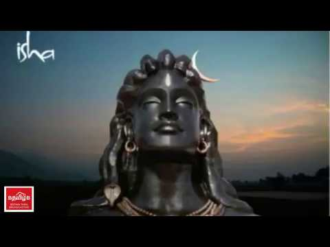 Shiva Biggest statue in Coimbatore by Isha