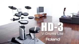 V-Drums Lite HD-3 Introduction; Overview