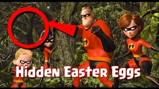 The Incredibles Easter Eggs, Let