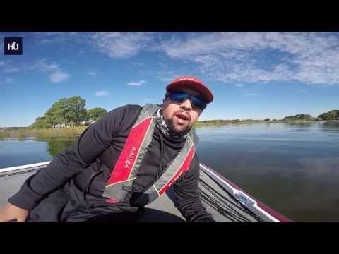 October Bass Fishing Lake Granbury, Texas