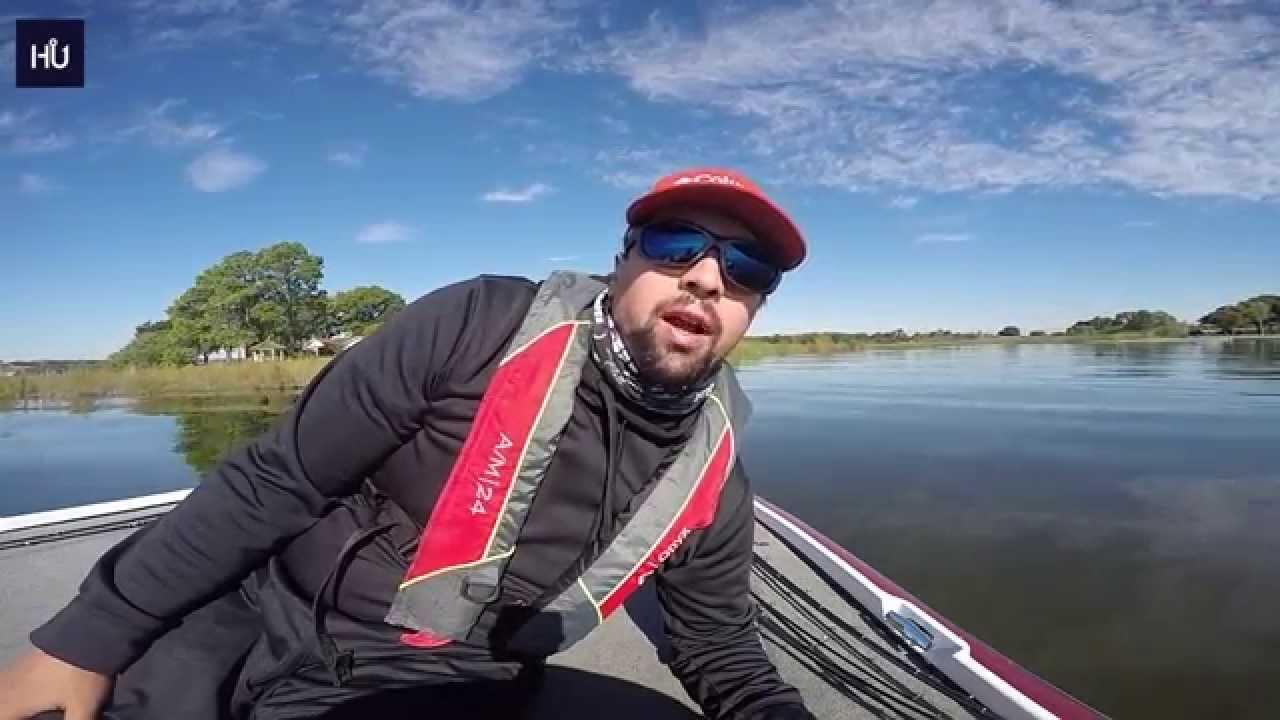 October bass fishing lake granbury texas youtube for Lake granbury fishing