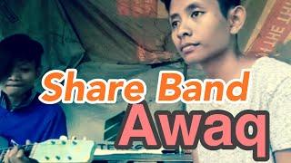 Saw #ShareBand -  Awaq