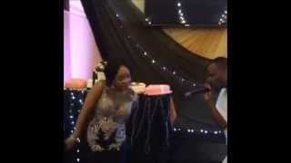9ice singing for iyabo ojo