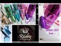 NEW mirror nail polish-not gel- stamping-3d painting...TRY ON AND SWATCHING